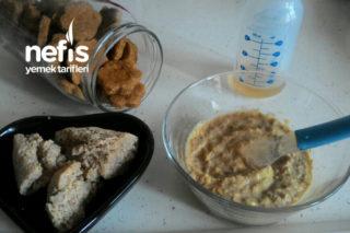 Bebeklere Kahvaltı Menüsü 8+ Tarifi