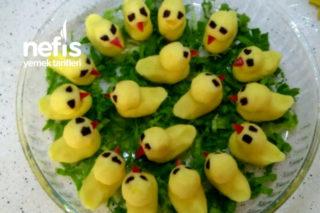Civciv Patates Tarifi