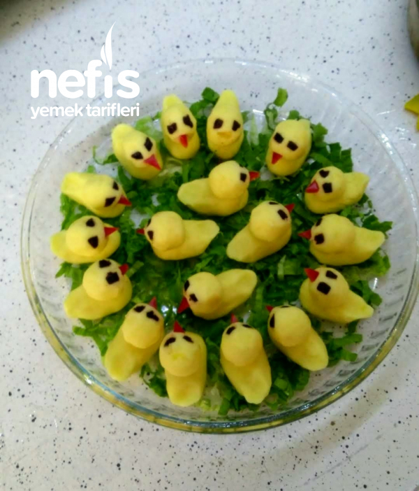 Civciv Patates
