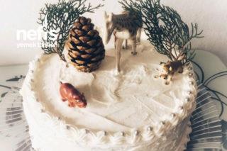 Doğa Temalı Yaş Pasta Tarifi