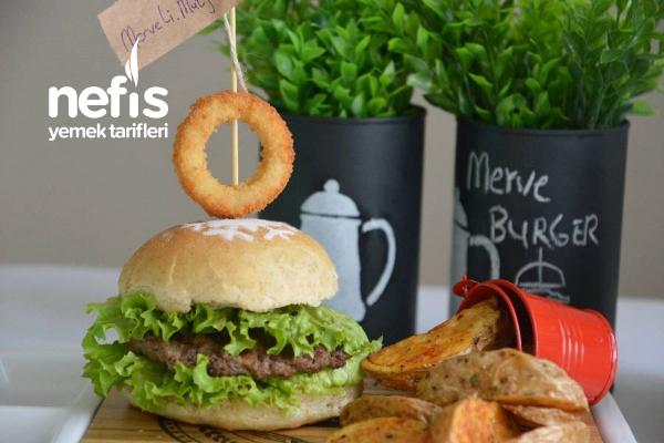 Hamburger Sosu ( Karamelize Soğanlı Enfes Lezzet ) Tarifi