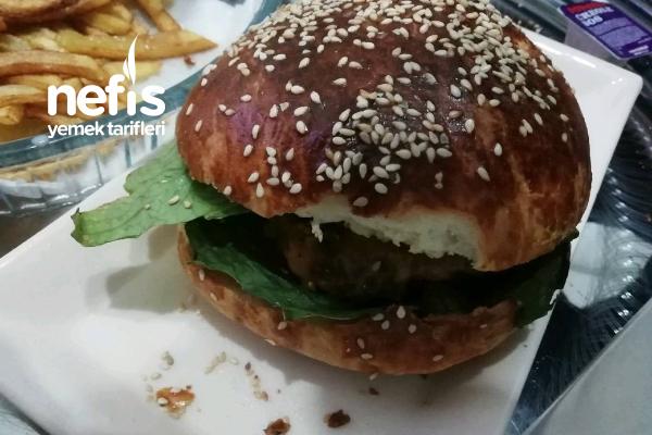 Hamburger Severlere Gelsin Tarifi