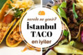 İstanbul'un En İyi 10 Ocakbaşı Mekanı Tarifi
