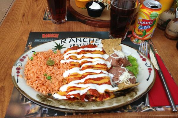 ranchero taco