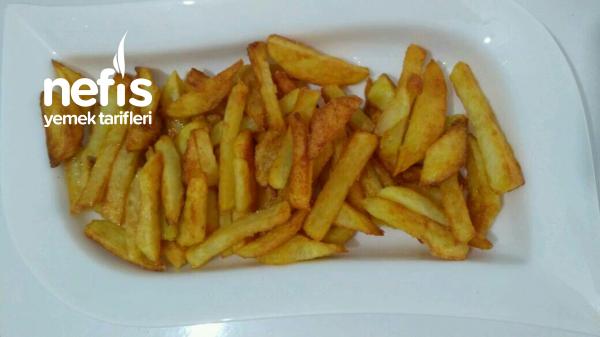 Kahvaltıya Çıtır Patates