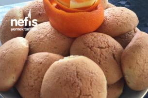 Portakallı Anne Kurabiyesi (Tam Ölçülü) Tarifi
