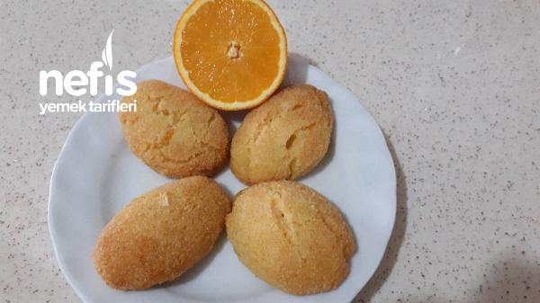Portakallı Hira Tatlısı