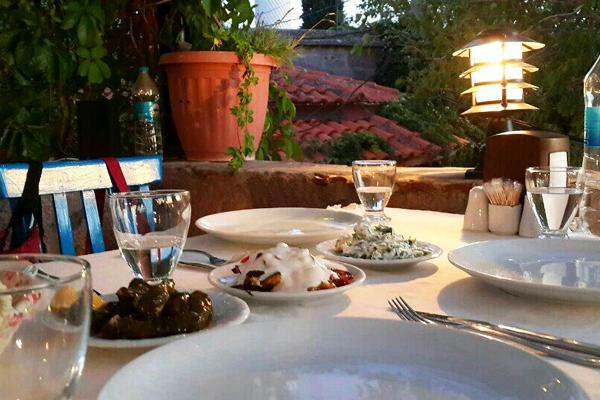 assos kale restaurant