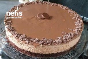 Çikolatası Yoğun Pasta Tarifi