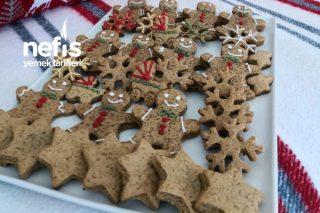 Gingerbread Kurabiye Tarifi