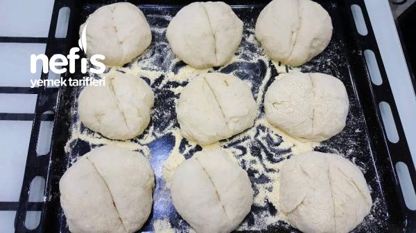 Ev Ekmeği-4 (yaş Mayayla)