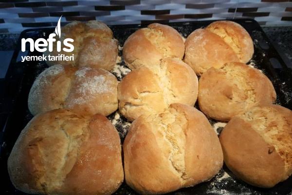 Ev Ekmeği- (4 Yaş Mayayla)