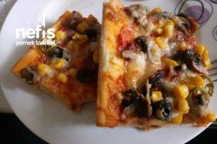 Karışık Sultan Pizza Tarifi