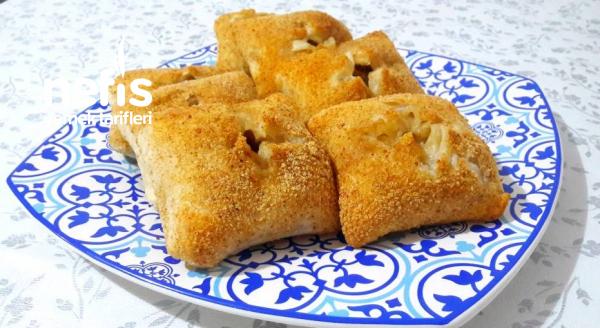 Pırasalı Leziz Milföy Böreği(Bu Tarif Kaçmaz)