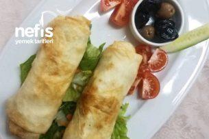 Harinaki Börek (Çin Böreği) Tarifi