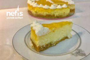 Muhteşem Limonlu Cheesecake Tarifi