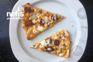 Oğlumun En Sevdiği Pizzası Tarifi