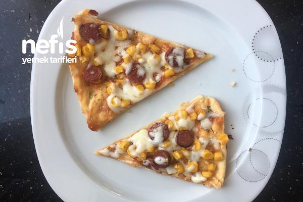 Oğlumun En Sevdiği Pizzası