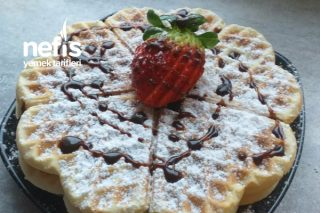 Orjinal Fransız Waffle ( Goffre) Tarifi