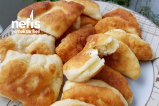 Peynirli Mini Pişiler Tarifi