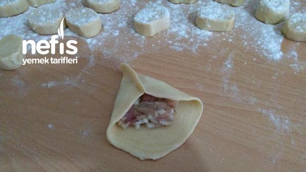 Samsa Böreği ( İki Çeşit)