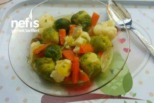 Brüksel Lahanalı Sebze Yemeği Tarifi