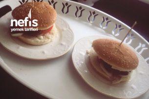 Burger Kingi Aratmayacak Hamburger Tarifi
