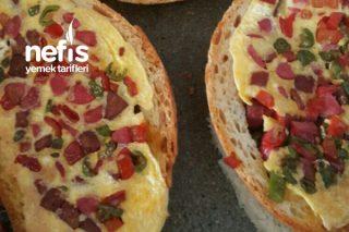 Ekmek İçi Omlet Tarifi