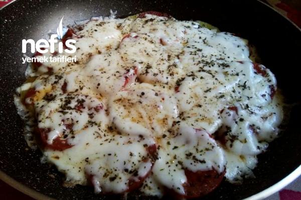 Kahvaltılık Patates-Domates Kızartması