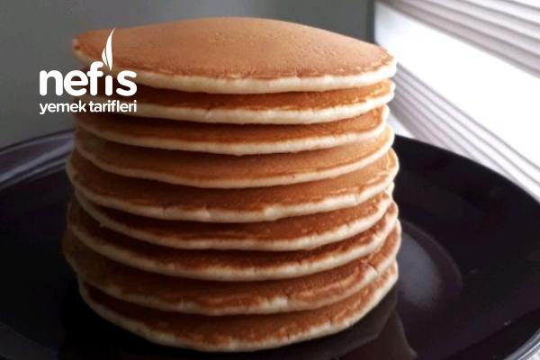 Kahvaltının Yıldızı Pancake Tarifi