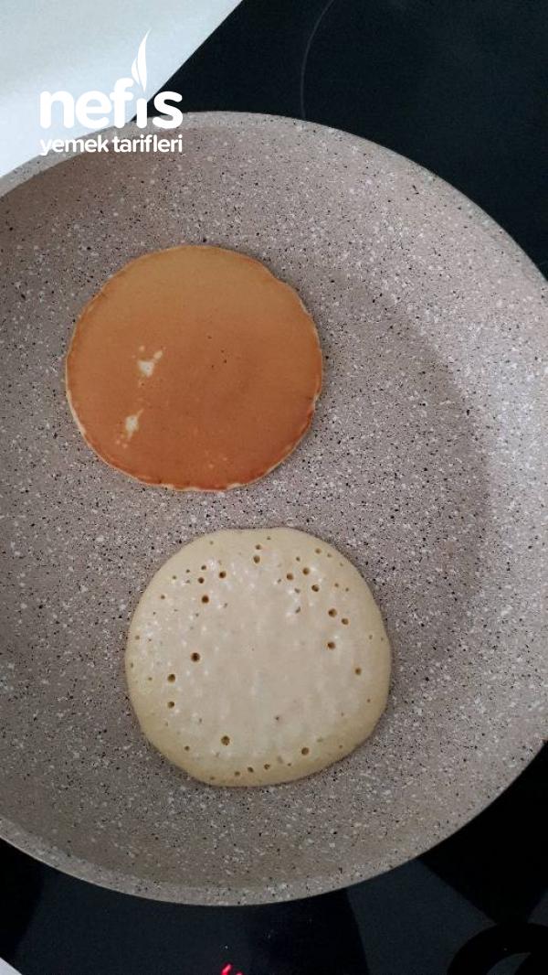 Kahvaltının Yıldızı Pancake