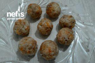 Sebzeli Kıymalı Pirinç Topları 8+ Tarifi