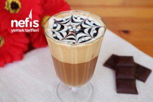 ÇOK KÖPÜKLÜ Sütlü Kahve Tarifi