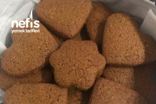 10 Dakikada Gingerbread (Zencefilli Kış Kurabiyesi) Tarifi