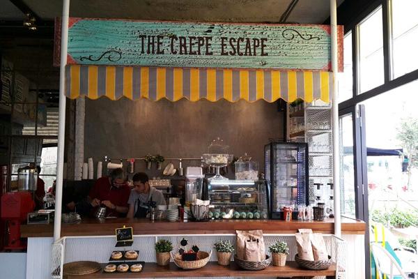 the crepe ascape