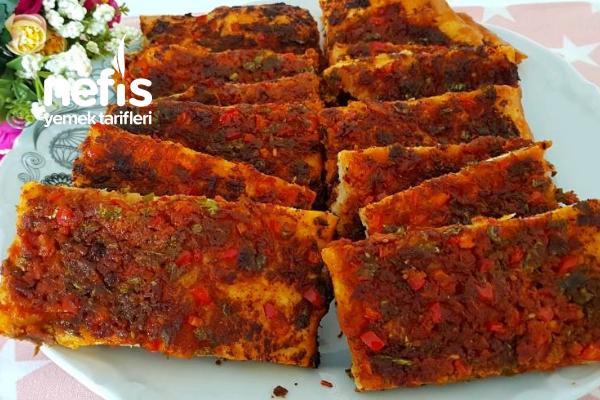 Biberli Ekmek (Çok Pratik) Tarifi