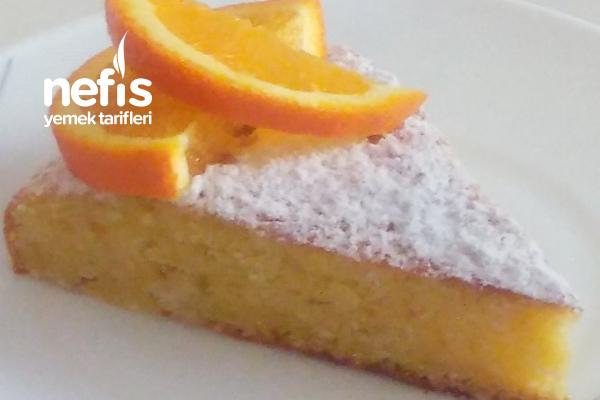 İtalyan Usulü Portakallı Kek Tarifi