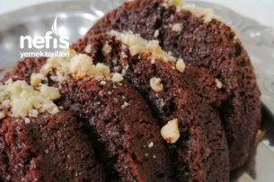 Kakaolu Islak Kek (Browni Tadında) Tarifi