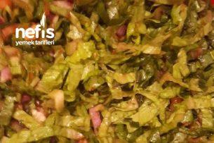 Marullu Karışık Salata Tarifi