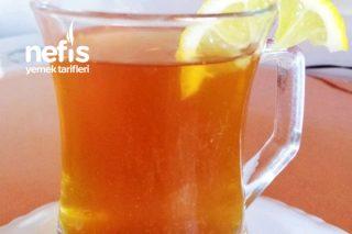 Boğazı Ağrıyıp Yutkunamayanlara Çay Tarifi