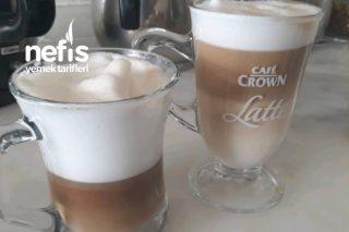 Evde Latte Macchiato Tarifi