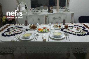 Aşkımla Akşam Yemeği Tarifi