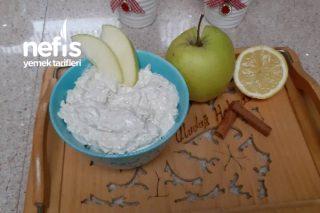 Diyet İçin Elmalı Tarçınlı Yoğurt Tarifi