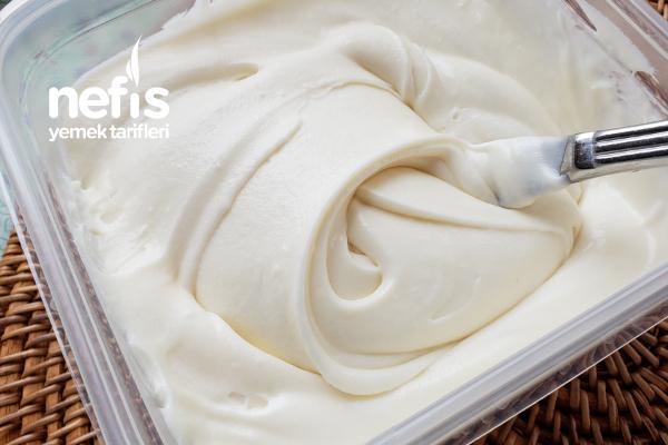 Labneli Pasta Kreması Tarifi