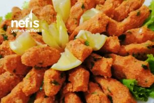 Patatesli Bulgur Köftesi (Basit Ve Lezzetli) Tarifi