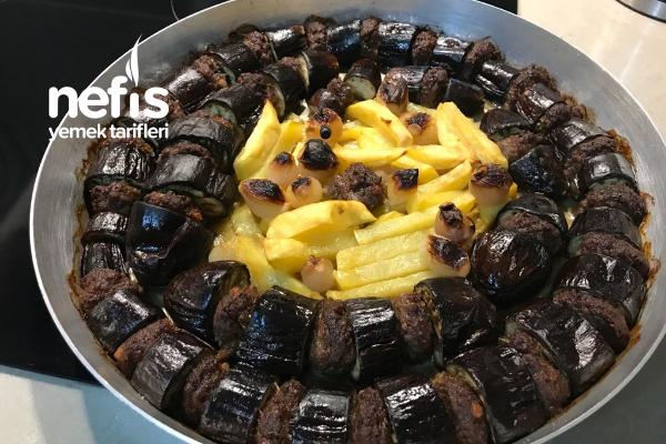 Patlıcan Kebabı  (Urfa Usulü) Tarifi