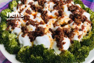 Sevmeyenlere Sevdirecek !! Yoğurtlu Karnabahar Brokoli Tarifi