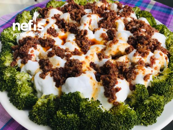 Yoğurtlu Karnabahar Brokoli Sevmeyenlere Sevdirecek