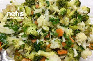 Brokoli Baharım (Sevmeyenler Bile Sevecek) Tarifi