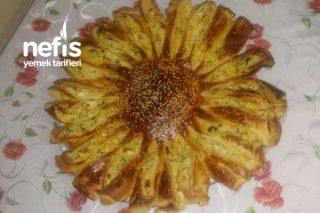 Çiçek Börek (Resimli Anlatım) Tarifi